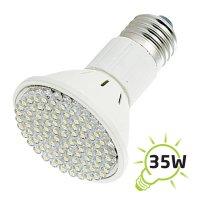 Žárovka LED E27/230V (94LED-H) 4.7W - bílá