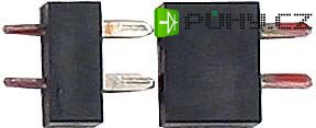Konektor+zdířka Modela 2pin