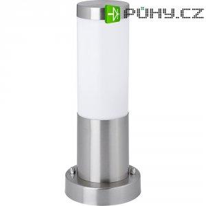 Venkovní nerezové svítidlo Zigar, 30 cm