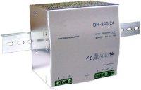 Zdroj 24V=/240W spínaný DR-240 na DIN lištu DOPRODEJ