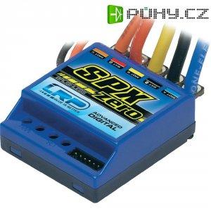 Regulátor otáček Brushless LRP Electronic SPX Zero, 4,8 - 7,4 V/DC, 200 A
