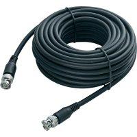 BNC prodlužovací kabel Sygonix 43173C, BNC ⇔ BNC, 75 Ω, 15 m