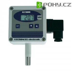 Nastavitelný převodník rel. vlhkosti a teploty vzduchu, Greisinger GRHU-1R MP, 112520