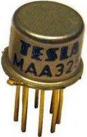MAA325 - lineární IO, TO99