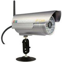 IP kamera wifi W-532 CMOS, M-JPEG venkovní. Odlomený držák.