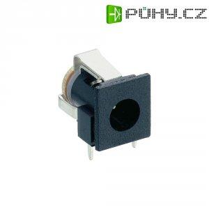 Napájecí konektor Lumberg NEB 1, Rozpínač, zásuvka vestavná horizontální, 6,6 mm