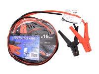 Startovací kabely 16 délka 3m TÜV/GS DIN72553