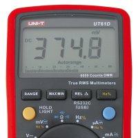 Multimetr UNI-T UT 61D