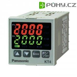 Panelový termostat Panasonic KT4, 24 V AC/DC, tranzistor 12 V/DC/40 mA