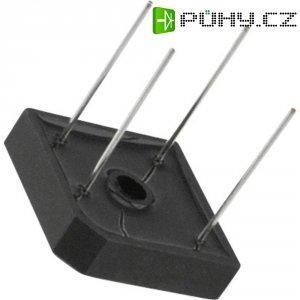 Můstek usměrňovací 1fázový Vishay GBPC2504W, U(RRM) 400 V, U(FM) 1,1 V, I(F) 25 A,