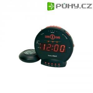 Vibrační budík Sonic Bomb, SBB500SS-IG