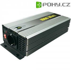 Sinusový měnič napětí DC/AC e-ast HPLS 1000-12, 12V/230V, 1000 W