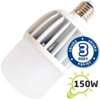 Žárovka LED A80 E27 30W bílá teplá (Al)