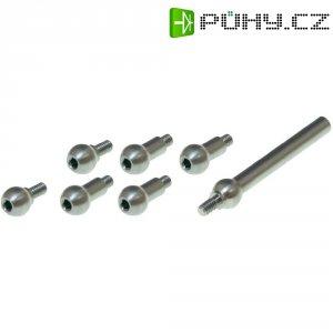 Sada kulových kloubů GAUI, 4,8 mm (208783)