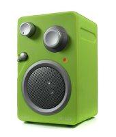Rádio přenosné DENVER TR-43C zelená