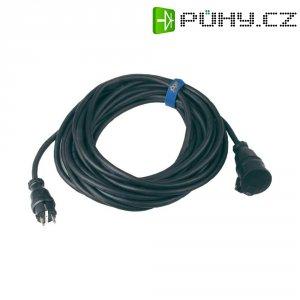 Prodlužovací kabel Sirox, 10 m, 16 A, černá