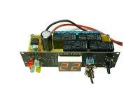 Osazený modul PT057 IDEALIZÉR = vlhkostat+termostat