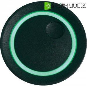 Ovládácí knoflík OKW D8741039, 6 mm, podsvícení RGB, černá