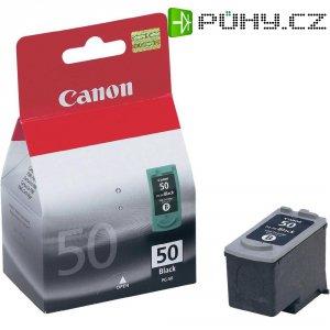 Cartridge Canon PG-50, 0616B001, černá