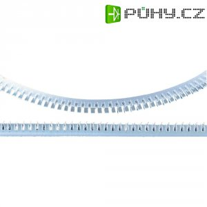 Chránič hran HellermannTyton G51P-B-PE-NA, tloušťka plechu 1,3 - 2,4 mm