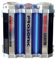 Kapacitor 3F s displejem TripleTank
