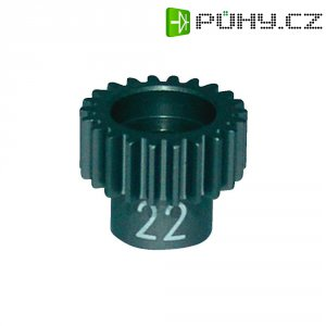 Motorový pastorek Reely 48DP, 22 zubů (EL0221)