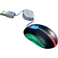 Optická myš se 7 barevnými LED