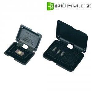 ESD Express Box BJZ, 98 x 60 x 13 mm, černá