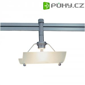 Lištové svítidlo SLV Sail, 12 V, 35 W, G6.35, stříbrná/bílá