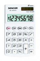 Kalkulátor kapesní SENCOR SEC 220W/ 8 DUAL