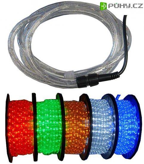 Světelný kabel LED zelený,průměr 13mm, DOPRODEJ - Kliknutím na obrázek zavřete