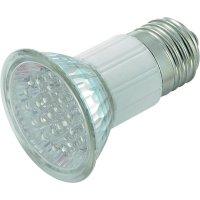 LED žárovka, E27, 0,6 W, 230 V, 73 mm, teplá bílá