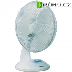 Stolní ventilátor Tristar VE-5923, Ø 23 cm, 30 W, bílá