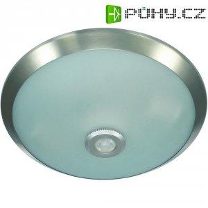 Stropní svítidlo s pohybovým čidlem, 2x 15 W, E27