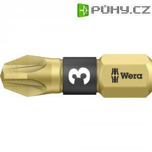 Bit křížový Wera 05056704001, PZ 3, 25 mm