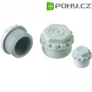 Záslepka s membránou LappKabel Skindicht M40 (52020553), IP54, M40, polystyrol, sv. šedá