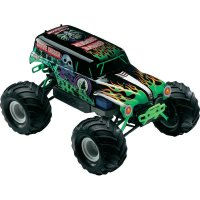 RC model EP Monstertruck Traxxas Grave Digger, 1:16, 2WD, RtR 27 MHz