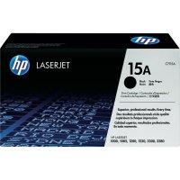 Toner HP 15A C7115A, černá