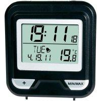 Digitální stolní hodiny s teploměrem WS 50