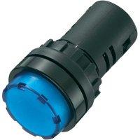 LED signálka AD16-22ES/24V/B, 24 V/DC / 24 V/AC, modrá
