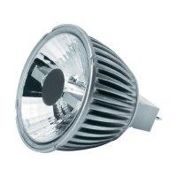 LED žárovka Megaman® GU5.3,6 W, telá bílá, MR16, 24°