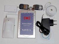 Bezdrátový GSM alarm King Pigeon S160