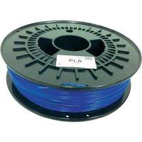 Vlákno pro 3D tiskárny German RepRap 100258, PLA plast, 1.75 mm, 750 g, modrá