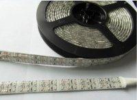 LED pásek 14mm,bílý,240xLED3528/m,IP65, cívka 5m