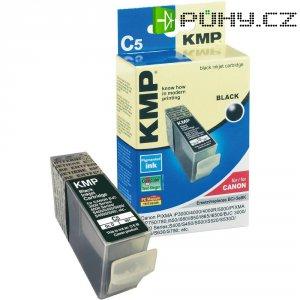 Cartridge do tiskárny KMP CANON BCI-3 = C5, 0957,0001, černá