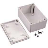 Univerzální pouzdro ABS Hammond Electronics, (d x š x v) 113 x 63 x 32 mm, černá