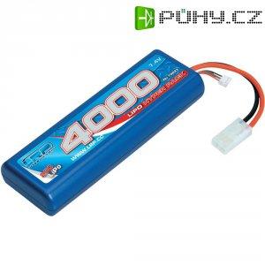 Akumulátor Li-Pol LRP Electronic, 7,4 V, 4000 mAh, 25 C, Tamiya / EH