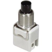 Tlačítko APEM 1213A-2, 12,2 mm, 250 V/AC, 4 A, 1x vyp/(zap)