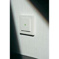 Bezdrátové nástěnné tlačítko HomeMatic® HM-PB-2-WM55, 2-kanály