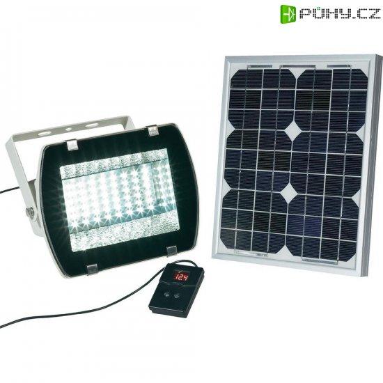 Sada solárního LED reflektoru, 12 V, V2 - Kliknutím na obrázek zavřete
